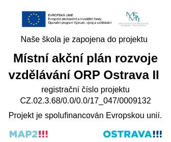 MAP II OSTRAVA